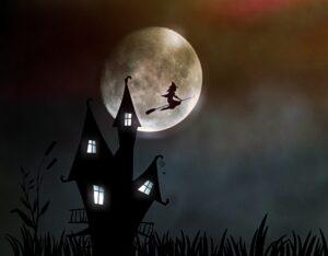 Halloween @ Riihilammi
